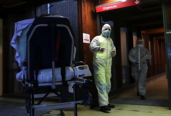 短短一周確診「激增200萬例」 歐洲比例最高…死亡上升35%