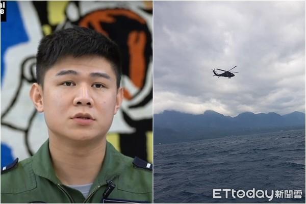 快訊/29歲飛官朱冠甍殉職!為了「保護村民」才把戰機開到海上