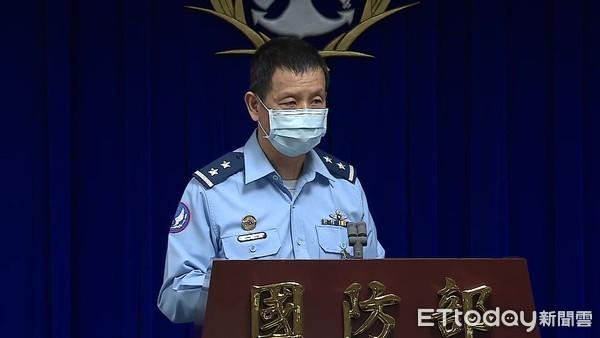 快訊/F-5E戰機墜海飛官搶救不治 國防部:妥善率皆符合標準