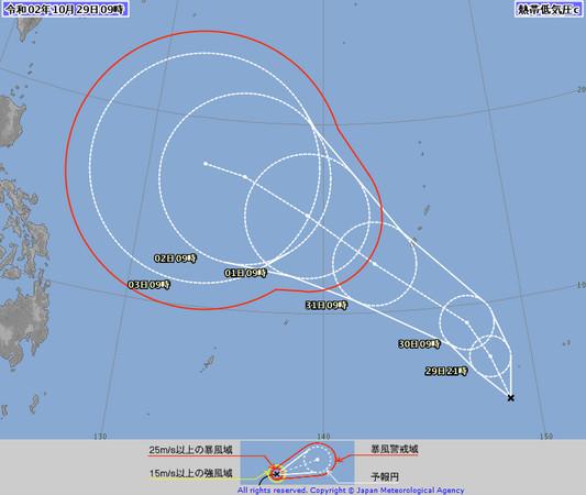「閃電」颱風將生成!最新路徑曝 一圖看秋颱連發卻難侵台原因
