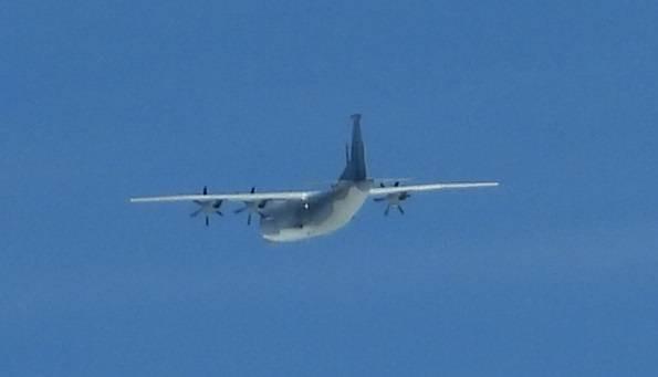 快訊/F-5E失事近1小時 共機運9再擾我西南空域