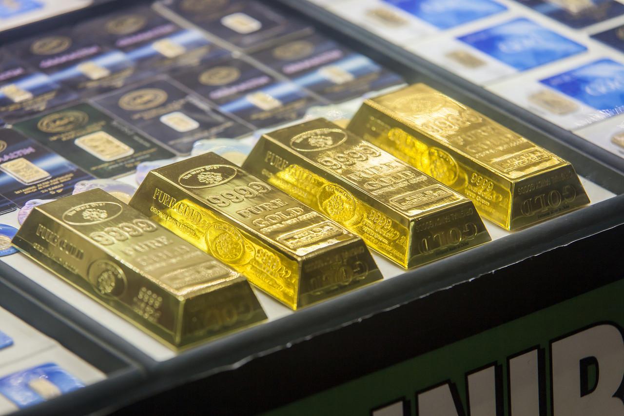 疫苗降低黃金吸引力!金價11月跌5.6% 創四年來最糟月 | ETtod