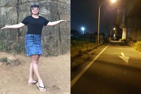 長榮女大生遭隨機擄殺裸屍山坡 同學慟:她說台灣安全才來的