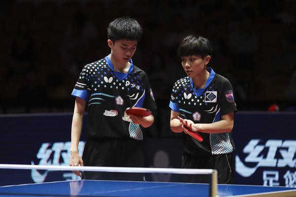 桌球黃金混雙東奧奪金希望濃 但仍需跨越中國障礙