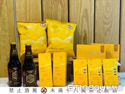 金色三麥也下架巧克力啤酒 第5家聯名業者切割福灣