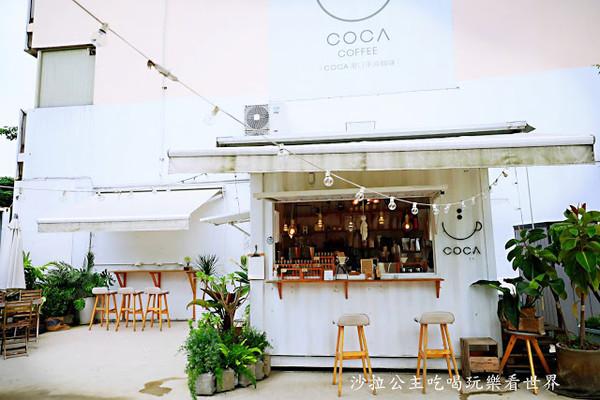 純白貨櫃超好拍!新竹浪漫咖啡屋 佛系網美景點不限時用餐