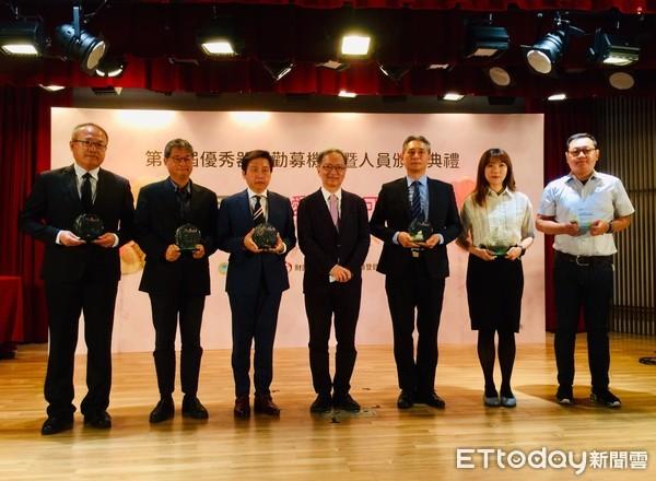 台灣東洋響應器捐傳愛 獲移植登錄中心表揚公益 | ETtoday財經新聞