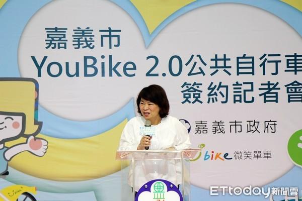 嘉市YouBike搭配「環狀自行車道」 打造全齡共享世代宜居好城市 |