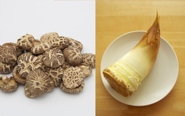 排便、減肥超級救星!「香菇vs竹筍」膳食纖維PK...答案出乎意料 |
