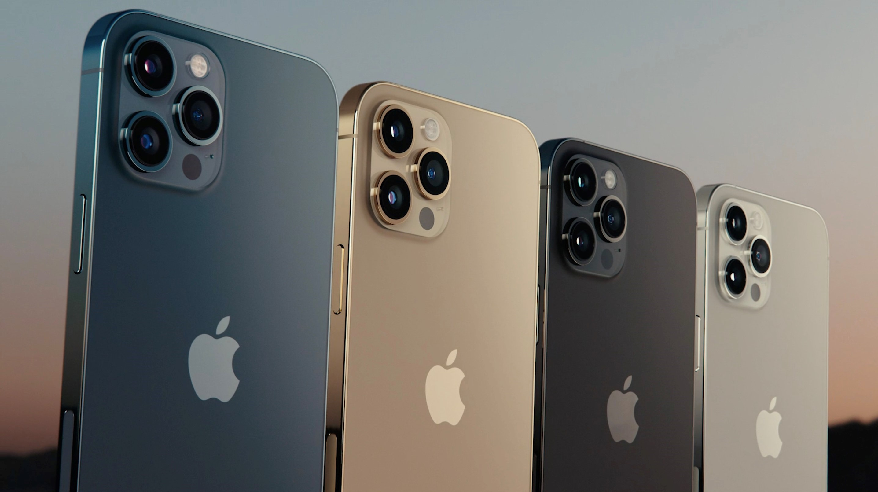 ▲iPhone 12。(圖/Apple)