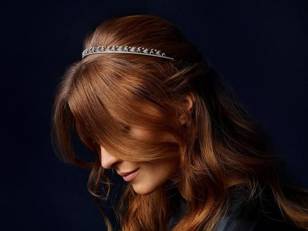 冠冕不是公主獨享 Chaumet推喝下午茶也好搭的鑽石髮箍   ET F