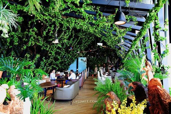 整座森林搬進店內!新莊最美咖啡廳 140元有找爽嗑蛋糕+咖啡 | ETt