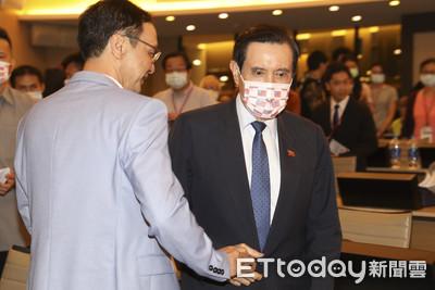 馬英九稱太陽花阻擋台灣加入RCEP 民進黨立委批:不會生牽拖鄰居