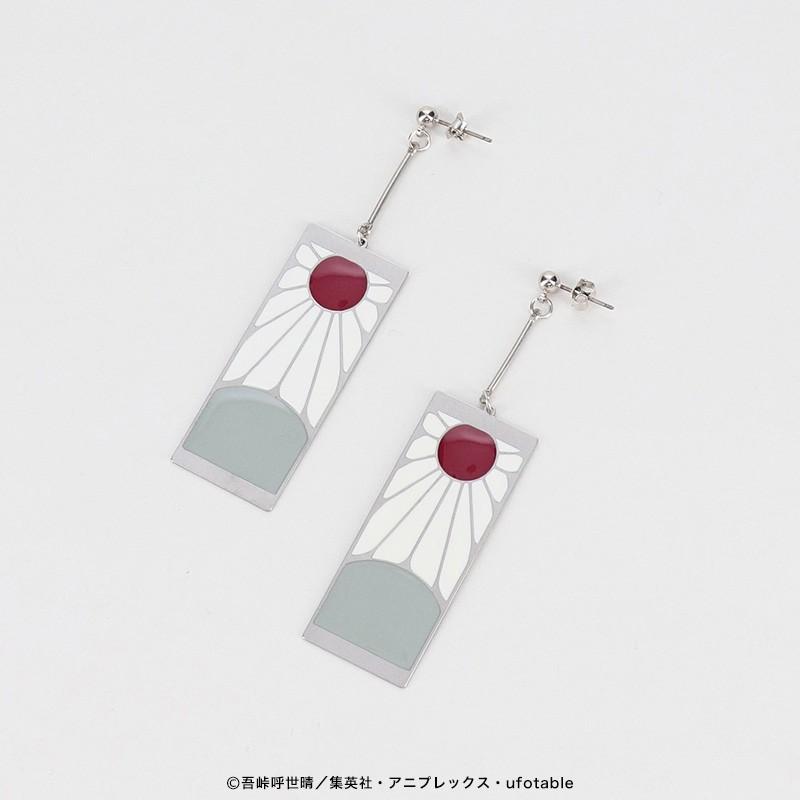▲炭治郎耳環。(圖/翻攝自animate-onlineshop.jp)