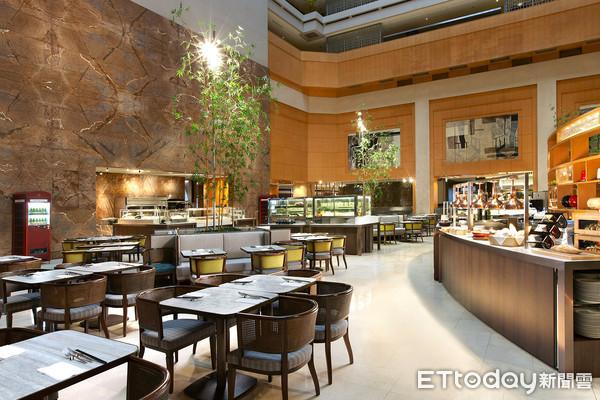 十二廚奪冠!台北10大飯店Buffet下午茶公布 栢麗廳第3名 | ET