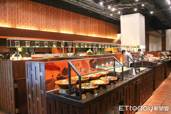 新鮮壽司、義大利麵吃到飽 盤點台北6家異國主題Buffet   ETto