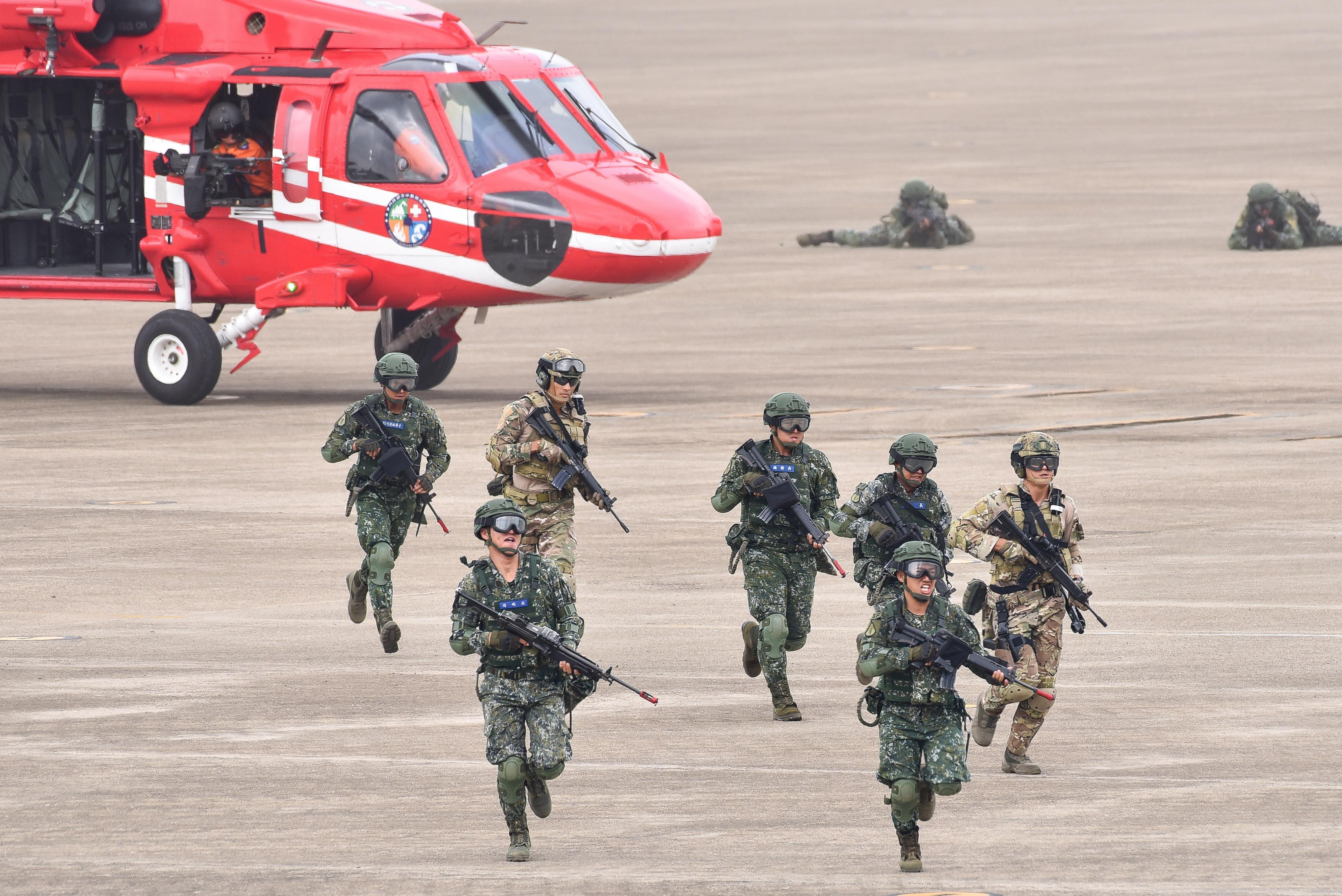解放軍,登陸,兩岸關係,台灣,軍事,反介入,歷史,世界大戰