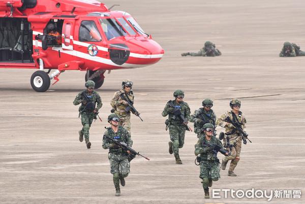 快訊/漢光37號實兵演習延後至9月 將官晉任典禮暫停辦理