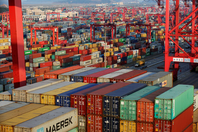 貿易爭端+疫情 前10月對東協出口規模創4年新低
