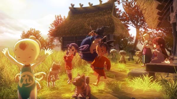 ▲▼《天穗之咲稻姬》遊戲畫面(圖/翻攝自Steam)