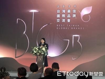 台灣25大國際品牌揭曉 食品龍頭統一入選「品牌價值2.5億美元」