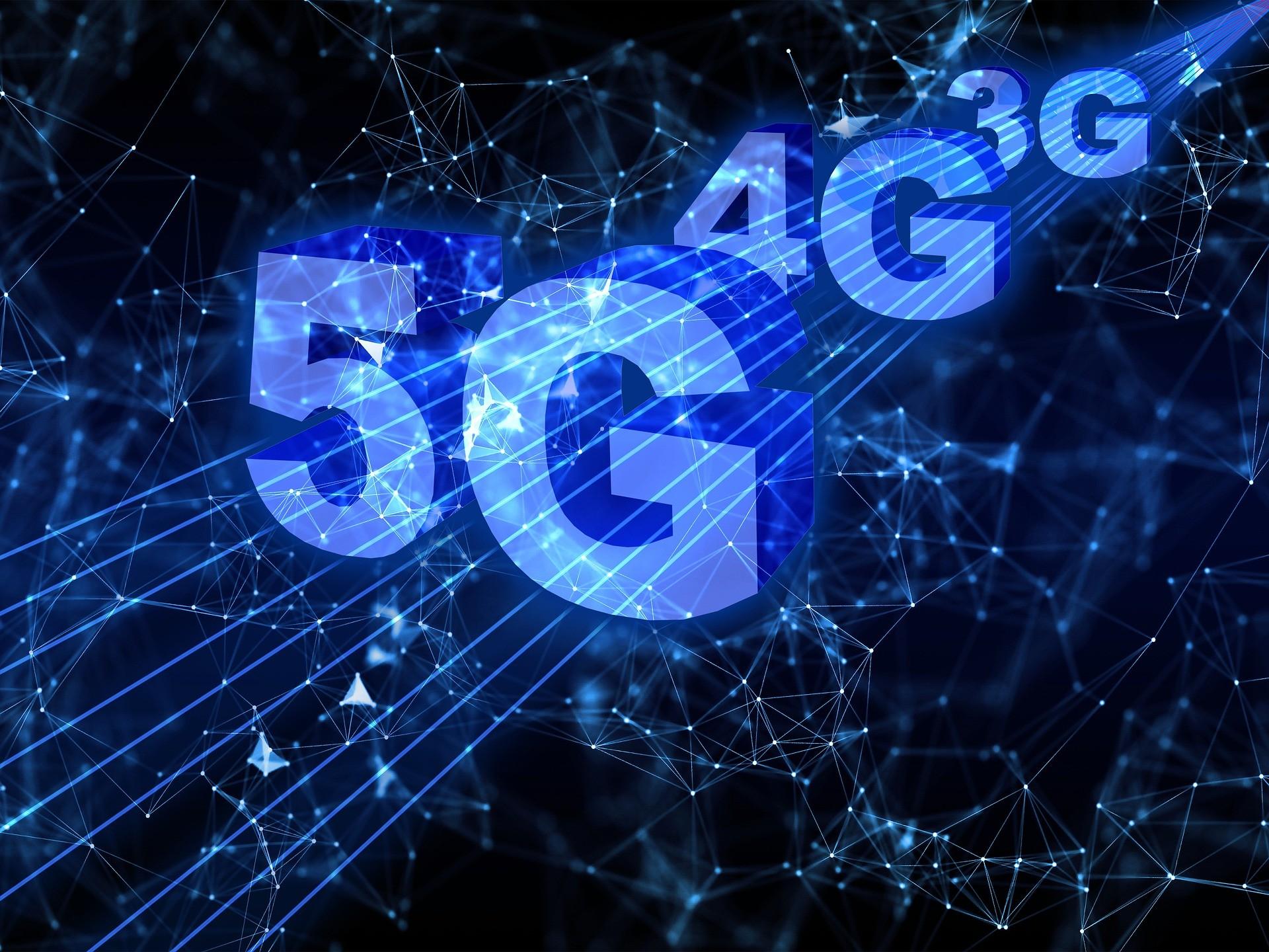 ▲5G。(圖/取自免費圖庫pixabay)