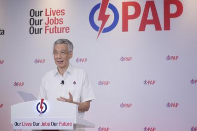 李顯龍:沒多少國家願意加入「排他性聯盟」 尤其是無中國聯盟