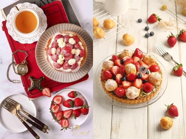 無法抗拒的8款「草莓季甜點」!搭配起司蛋糕讓螞蟻人失控 | ET Fas