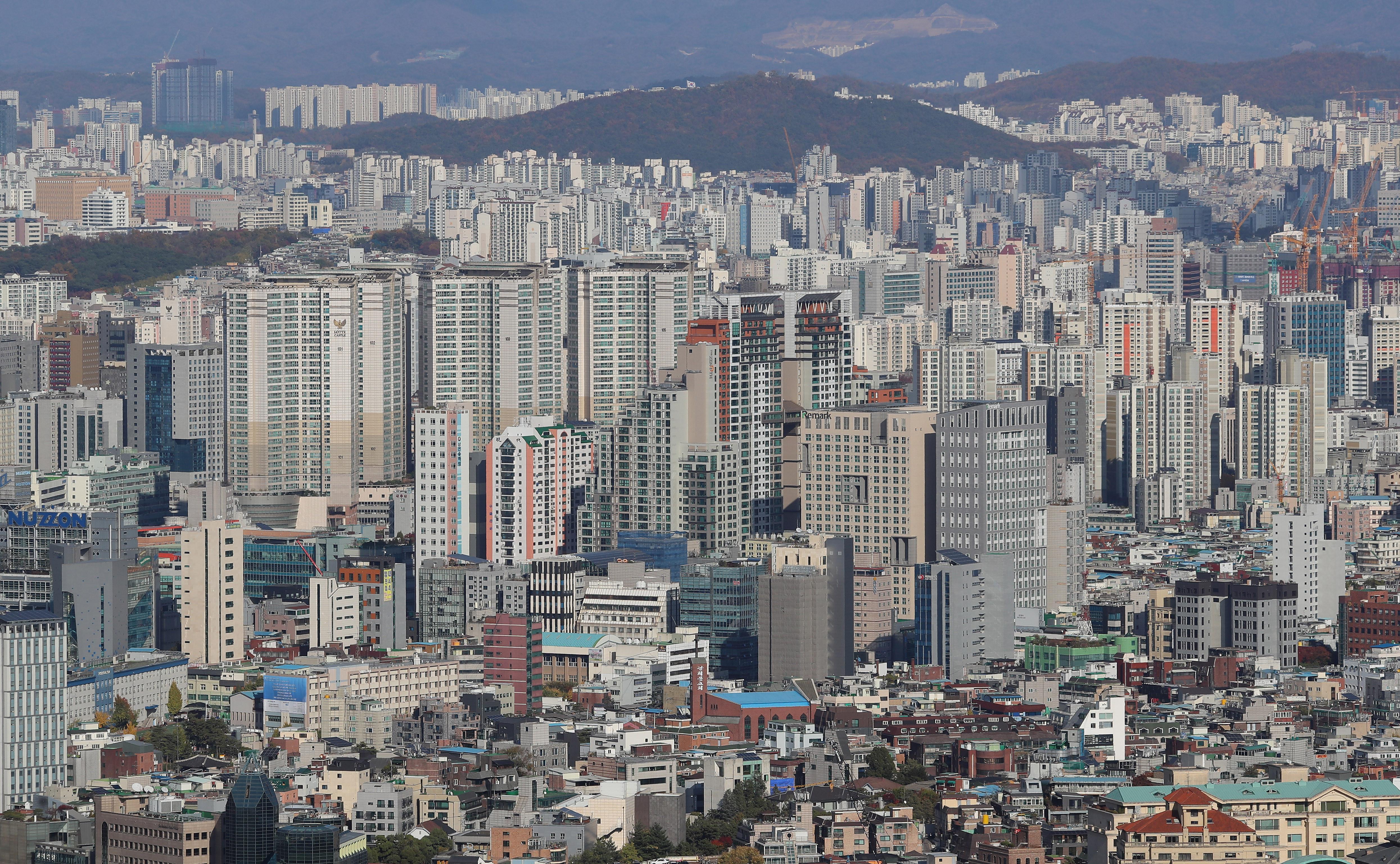 ▲▼南韓政府計畫明年起興建、供應公共賃貸住宅,穩定「全租」之供需。(圖/達志影像)
