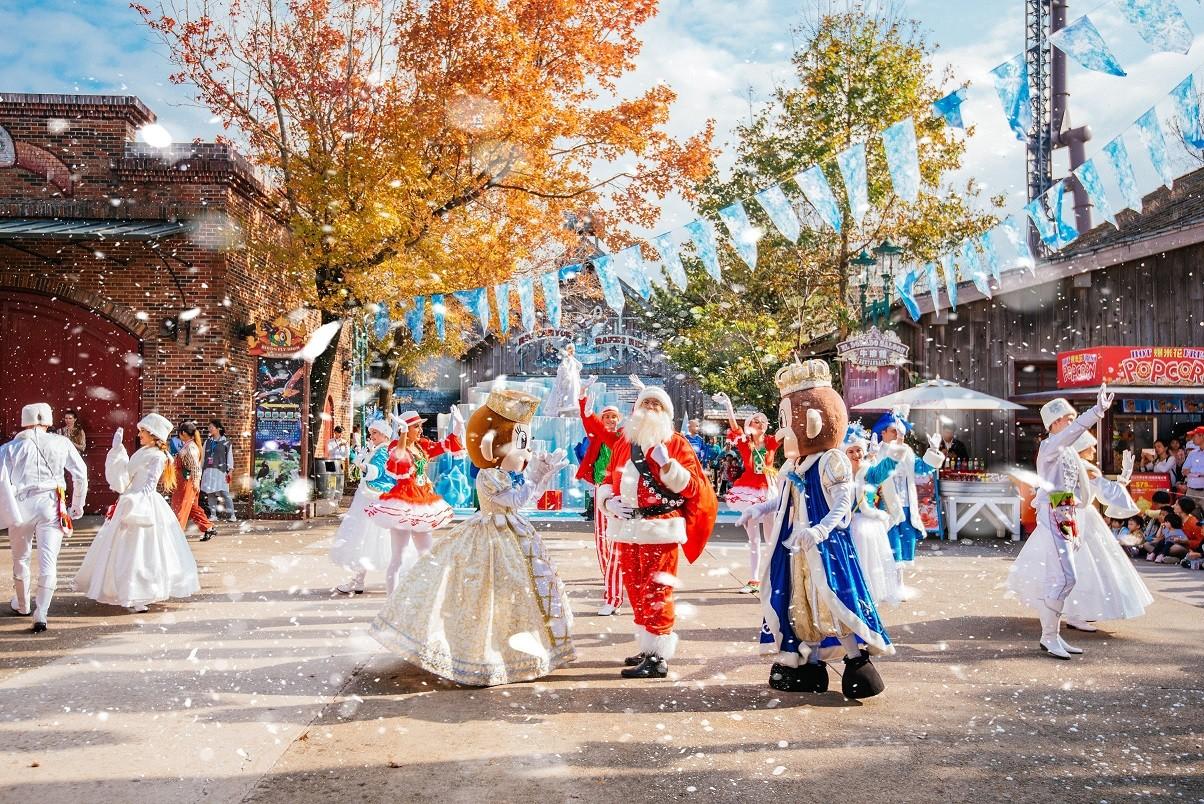 只有3天!六福村「雙人賞雪票」千元有找 變裝耶誕老人只要199元