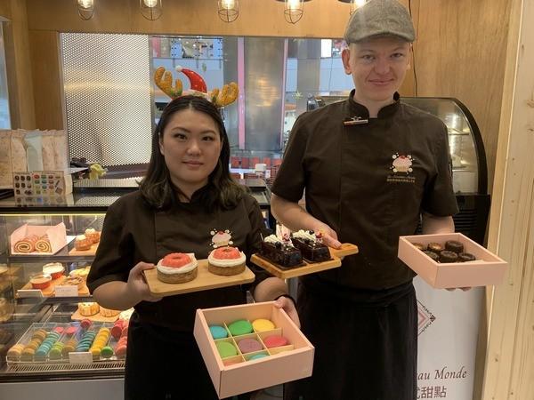 大江「501號聖誕市集」登場 店家做公益助「仁友愛心家園」 | ETto