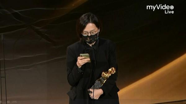 金馬獎/香港電影《夜更》奪最佳劇情短片! 感言藏洋蔥