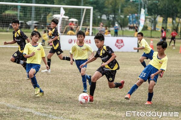 YAMAHA CUP/首度移師青埔足球場 桃園運動環境大提升