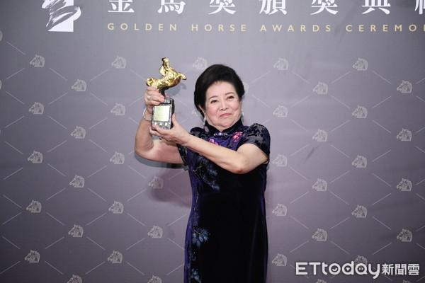 金馬獎/陳淑芳哭2次「坐輪椅也要演」等63年獲獎:原來View這麼美!