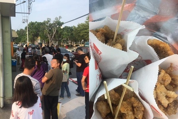 台南隱藏美食排爆!「10元炸肉」塞滿紙袋 在地人哀號:別再報了