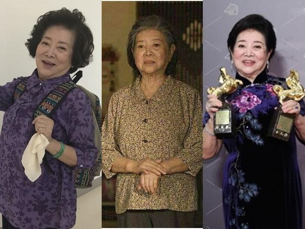 國民媽媽演了63年變金馬影后! 陳淑芳18歲出道淚奪獎:史上第1人