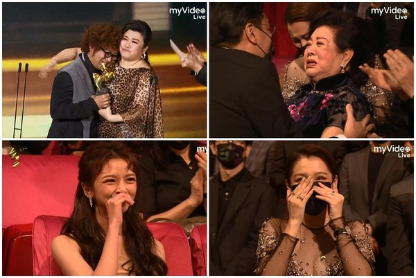 金馬57五大哭點! 陳淑芳演63年終於奪獎「全場為她掉眼淚」