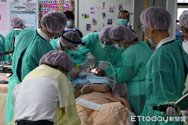 全台205位人醫會成員 台東仁愛之家洗牙義診 | ETtoday生活新聞