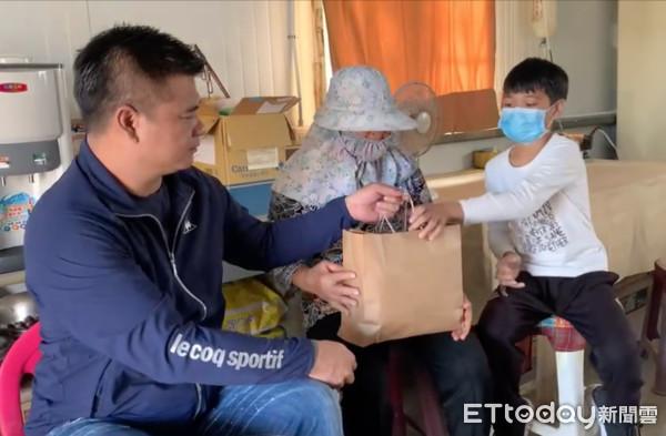 台西小5童求助信喚來新家!直播主林揚竣看到了 將贊助學費至成年