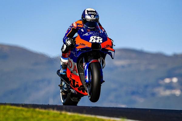 MotoGP/KTM地主菜鳥全場獨走捍衛家鄉冠軍!葡萄牙站最速報