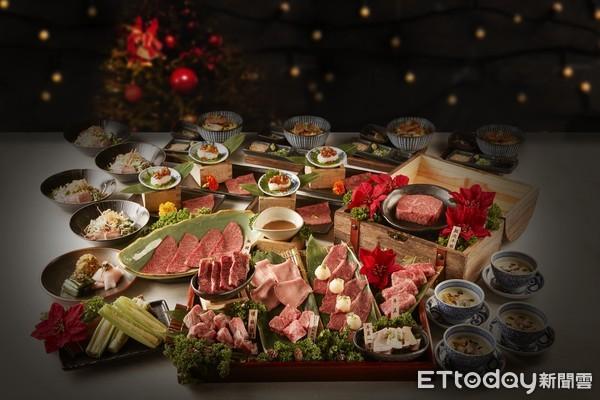 從燒肉到麻辣鍋 乾杯集團旗下5品牌推出耶誕跨年節慶大餐