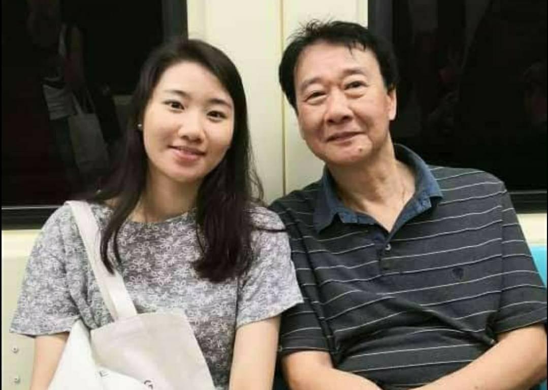 ▲嘉義醫院麻醉科主任曾慶暉女兒在韓國遭酒駕駕駛撞死。(圖/曾慶暉提供)
