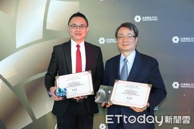 「台灣精品獎」今揭曉經長按讚 東森自然美二大產品獲得殊榮