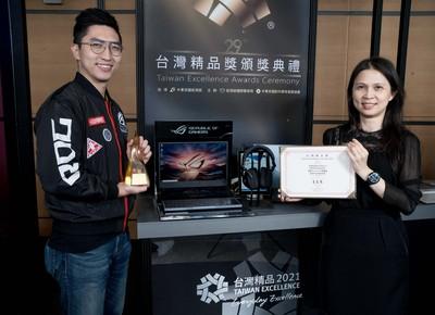 連19年稱霸!華碩勇奪27項台灣精品獎 ROG Zephyrus Duo 15獲頒金質獎