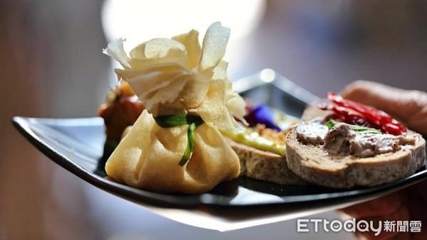 台北西門町百年古宅變餐館 「小小蔬房」素食美味引人嚐 | ETtoday