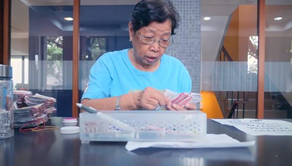 志工生涯堅持超過10個年頭 退休奶奶的第二人生超展開