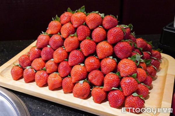 大湖草莓吃到飽!馬辣火鍋草莓季12/1再度回歸 熊一燒肉也加入 | ET