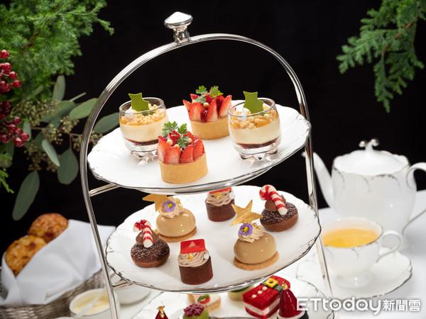 12月與住房一起恢復營業 文華東方「青隅」推耶誕下午茶套餐 | ETto