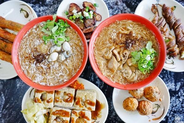 台中人的家鄉味!厚切孜然大腸麵線+酥脆臭豆腐 加辣超過癮 | ETtod