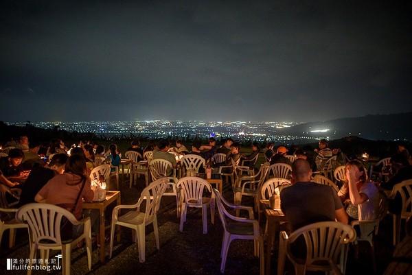 台東10大必吃宵夜!市區唯一自助式串串火鍋 坐大草皮賞百萬夜景 | ET